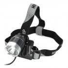 600lm 4-Mode Cold White Crown Head Bike Light Headlamp w/ Cree XM-L T6