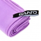 Santo Outdoor Quick Dry Polyester + Nylon Towel - Purple