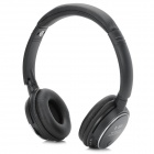 Zealot B-370 Bluetooth V2.1 MP3 Sport Headset with FM/TF - Black + Silver
