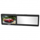 "CAPF DH690 4.3"" TFT Win CE 6.0 Car GPS Navigator w/ Bluetooth / AV-In / TF / FM Transmitter - Black"