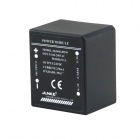 4-Pin 24V 0,25 A Waterproof 6W Constant Voltage Source Module - Schwarz (AC 100-240V)