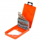 ZHWEI 13HSMM Steel Drill Kit Tool Set - Silver (13 PCS)