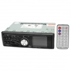 "2.5"" LCD Car Audio MP3 Player Speaker w/ FM / SD / USB / Aux / Clock -"