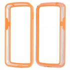 Stylish Protective TPU + PC Bumper Frame for LG Nexus 4 E960 - Orange