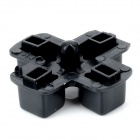 Replacement Cross Shaped Direction Key Shell for Ps3 Wireless Controller - Black