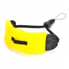 JJC Floating Foam Strap for Digital Camera - Yellow