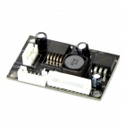 20907 DC to DC Buck Converter 12V to 5V 3.3V LED Step-down Module - Black + White