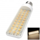 Highlight E27 6W 540lm 3500K 30-SMD 5050 LED Warm White Light Lamp - White (220~240V)