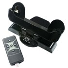 Desktop Speaker Charger Stand with IR Remote Control for PSP