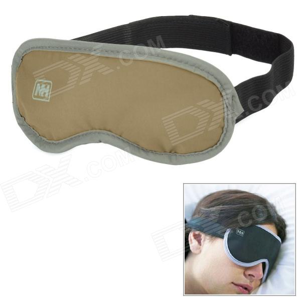 Naturehike-NH Travel Nylon Sleeping Eyeshade w/ Dried Lavender - Khaki lovely travel nap cartoon crown long eyelashes eyeshade sleep mask