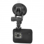 "Anytek AT100 2.7"" TFT CMOS 5.0MP Car HD DVR Camcorder w/ TF - Black"