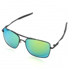 Oreka 4050 UV400 Protection High-Nickel Alloy Frame Revo TAC Polarized Lens Sunglasses