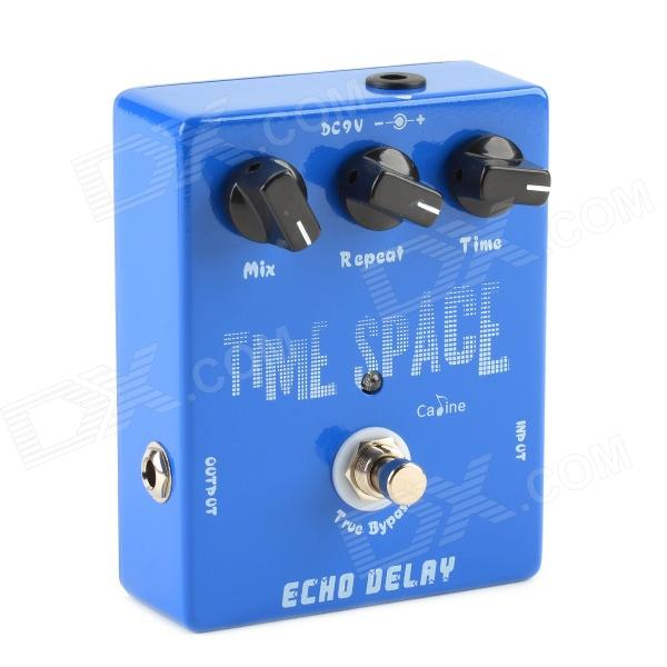 Caline CP-17 Electric Guitar Delay Effects Equipment - Blue