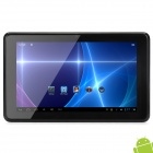 "ALLFINE FINE7 GENIUS 7"" Capacitive Screen Android 4.1 Quad Core Tablet PC w/ TF / Wi-Fi - White"
