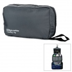 Naturehike Portable Large Capacity Travel Body Hygiene Kit / Wash / Toilet Bag - Grey