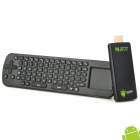 CS898 Quad-Core Android 4.1 Mini PC Google TV Player w/ 2GB RAM / 8GB ROM / Air Mouse / Bluetooth