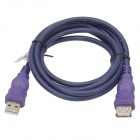 Millionwell 01.0010 USB 2.0 Male to Female Data Extender Cable - Purple (1.5m)
