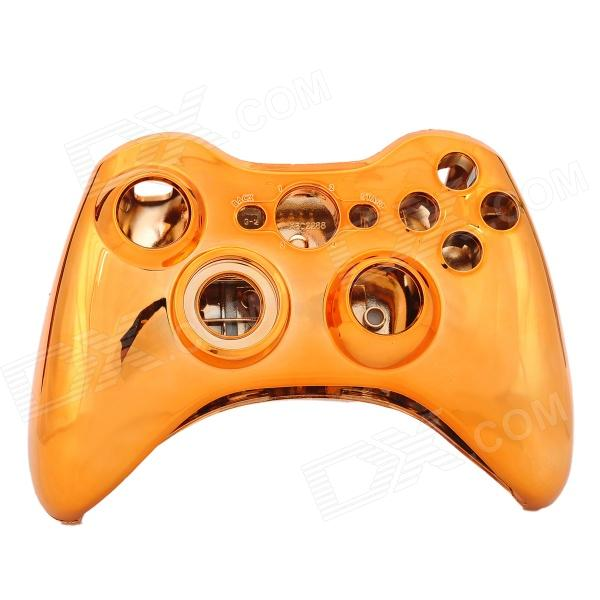 Replacement ABS Full Housing Case + Buttons / Keys Kit for Xbox 360 Wireless Controller - Orange the black keys the black keys el camino 2 lp