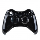 Replacement ABS Full Housing Case + Buttons / Keys Kit for Xbox 360 Wireless Controller - Black