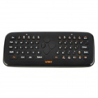 Lefant F2N 2.4GHz Wireless 61-Key Keyboard + 1000dpi Air Mouse w/ Receiver Combo - Black