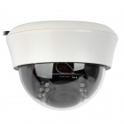 QQZM 1/3 CMOS 720P H.264 Wireless / Wi-Fi IP Network Camera w/ 21-IR LED Night Vision / Free DDNS
