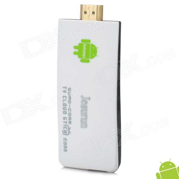 Jesurun E888 Quad-Core Android 4.2 Mini PC w/ Bluetooth / 2GB RAM / 8GB ROM / XBMC / Netflix