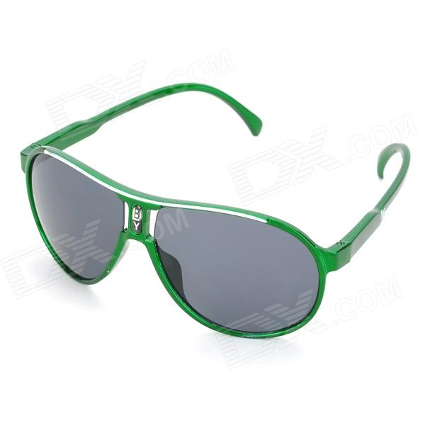 UV400 Protection Children Sunglasses - Green