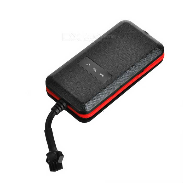 Heacent GT02A-2 850 / 900 / 1800 / 1900MHz Car GPS / GSM Waterproof Vehicle Positioning Tracker yes yes relayer cd dvd