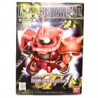 Bandai BB SD #231 MS-06S Zaku II GGeneration-F Model Kit