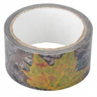 Camouflage Electric-insulation Adhesive Duct Tape - Camouflage