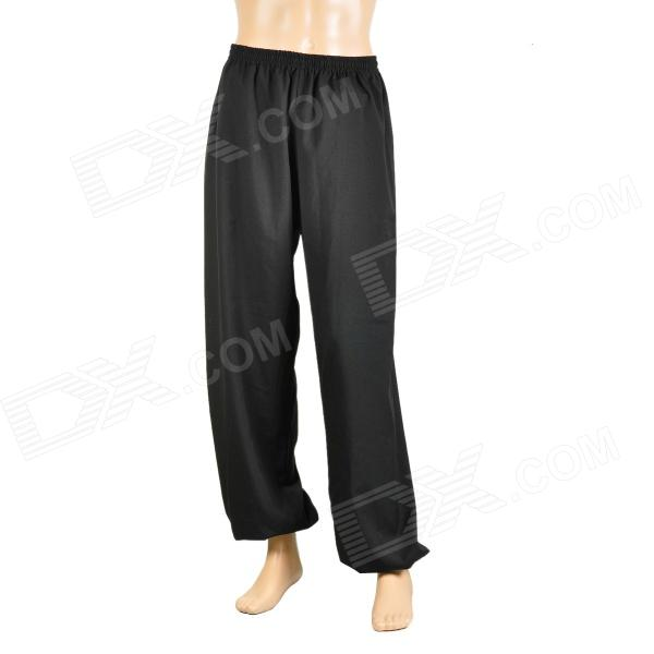 Mens' Sports Pants Bloomers - Black (Size-XL)