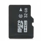TF / Micro SDHC Card w/ TF to SD Card Adapter - Black (32GB/Class 10)