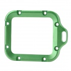 HR59-BU Aluminum Alloy Lens Ring for GOPRO HD HERO 3 - Green
