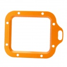 HR59-BU Aluminum Alloy Lens Ring for GOPRO HD HERO 3 - Saffron