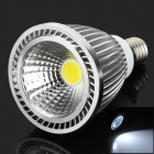 E14  5W 6500k 450lm 5-LED White Light Spot Light (85~265V)