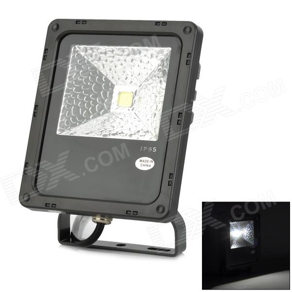 SK SQ-10WTGD Waterproof 10W 1200lm 6500K COB Cool White Project Lamp