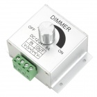 Single Channel LED Dimmer Controller - Silver