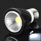 E27 5W 6500k 450lm 5-LED White Light Spot Light (85~265V)