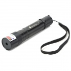 SD-230 5mW 405nm Blue-Violet Laser Pointer Flashlight - Black (1 x 18650)