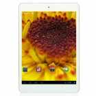 "785pad Quad Core 7.85"" IPS Android 4.1 Tablet PC w/ 16GB ROM / 1GB RAM / +Bluetooth - White + Silver"