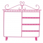 Dundes Creative And Practical Jewellery Holder - Pink