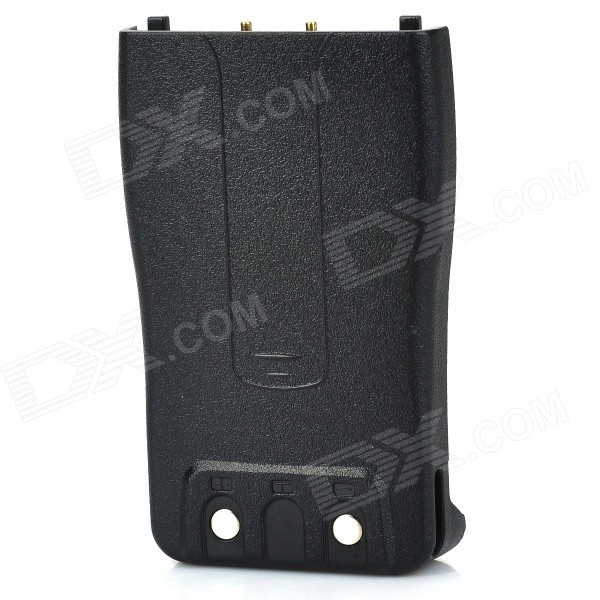 BAOFENG 888S Replacement 3.7V 1500mAh Battery for Walkie Talkie BF666S / BF777S / BF888S - Black brand new 310 7522 725 10092 replacement projector lamp with housing for dell 1200mp 1201mp