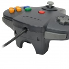 Wired Joystick Video Game Controller for Nintendo 64 - Black (200cm-Cable)