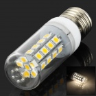 Sencart E27 3.5W 3500K 110lm 30-5050 SMD LED Warm White Light Blub