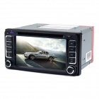 "6.2"" Touch Screen Car DVD Player + WinCE 6.0 GPS Navigator w/ FM / Bluetooth /TF for Toyota Corolla"