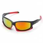 CARSHIRO XQ-077 Sporty UV400 Safety Goggles for Cycling & Outdoor Exercises w/ Carrying Case