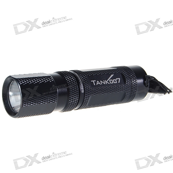 TANK007 M20 140-Lumen LED Flashlight w/ Cree Q2-WC / Magnetic Tail (1*AA/1*14500) tank007 tk 568 3 mode 130 lumen led flashlight w cree p4 wc 1 aa 1 14500