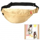Mrace Outdoor Sports Nylon Waist Bag - Khaki