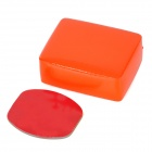PE Foam Soak-proof Surfing Buoy for Gopro Hero 4/3 / 3+ / SJ4000 + More - Orange