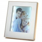 "Human Induction USB 10-LED 10.2"" Mirror Magic Photo Frame - Champagne + Wood"